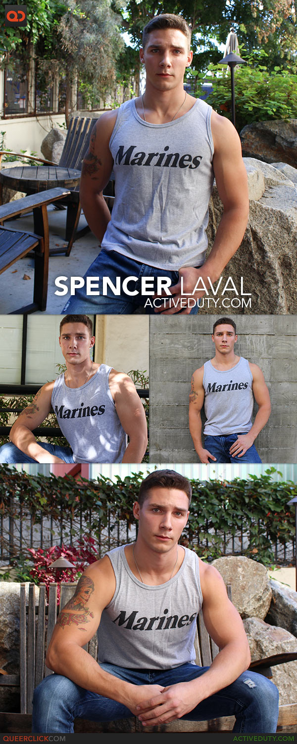 Active Duty: Spencer Laval