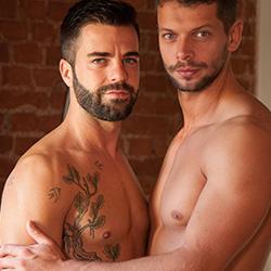 Lucas Kazan: Rhys Jagger and Hector DeSilva