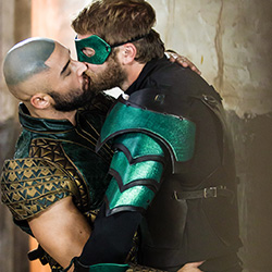 Men.com: Colby Keller and Francois Sagat