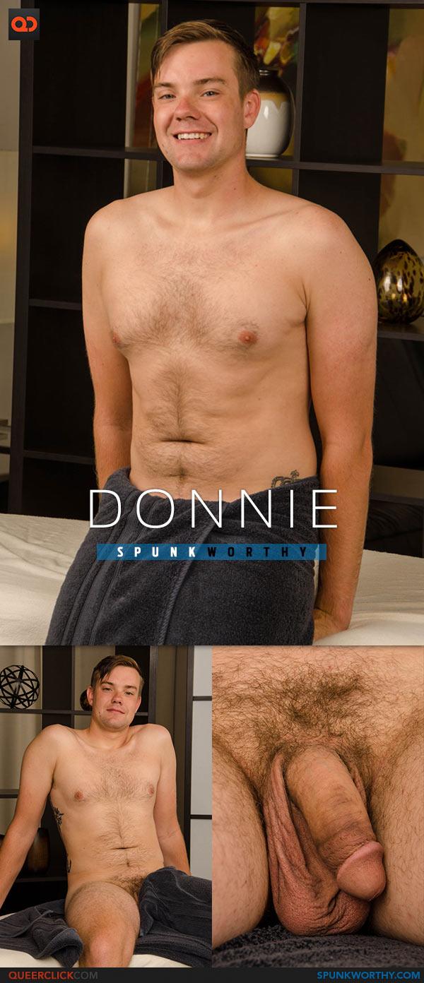 SpunkWorthy: Donnie's Massage