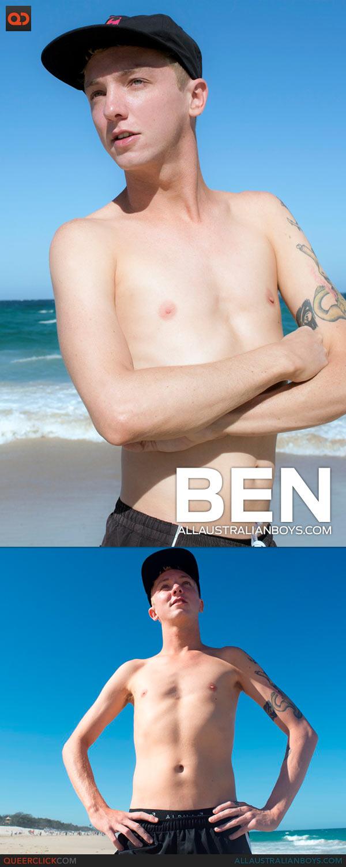All Australian Boys:  Ben (10)