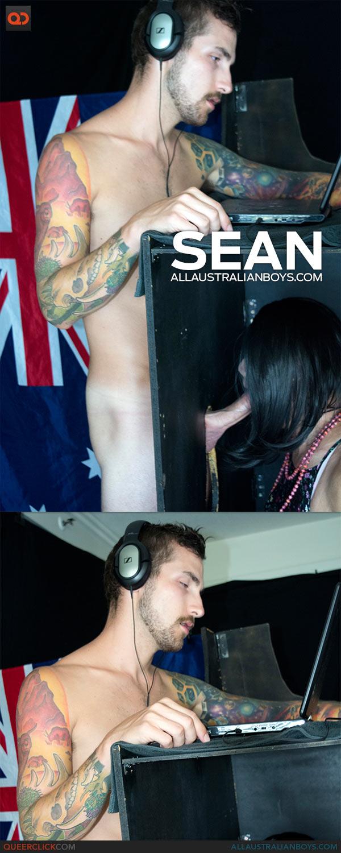 All Australian Boys: Sean (8)