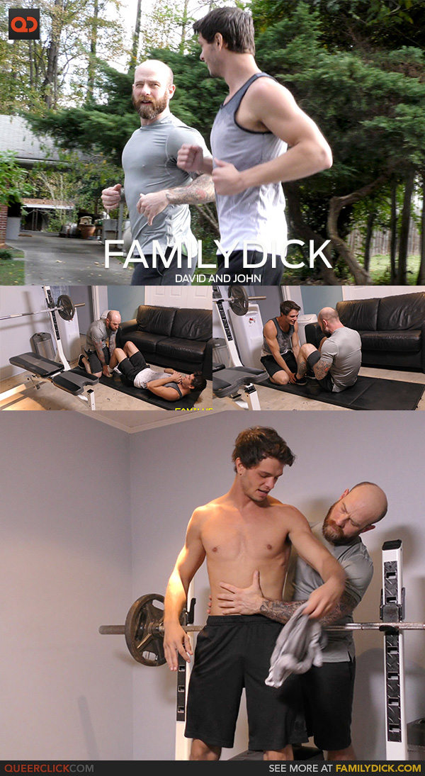 Family Dick: David and John