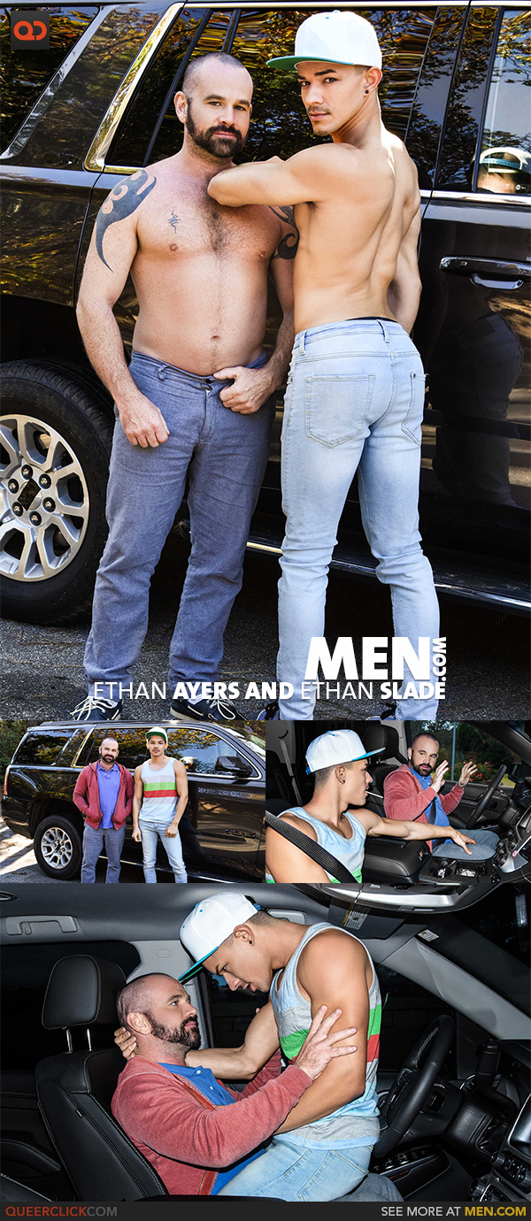Men.com: Ethan Ayers and Ethan Slade