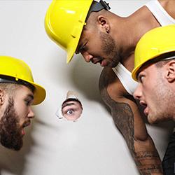 Men.com:  Jason Vario, Joey Mentana, Morgan Blake, Thyle Knoxx and William Seed