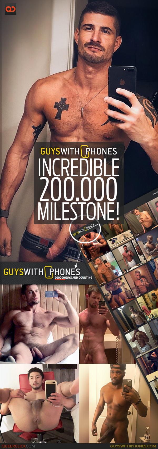 GuysWithiPhones' Incredible 200.000 Milestone!