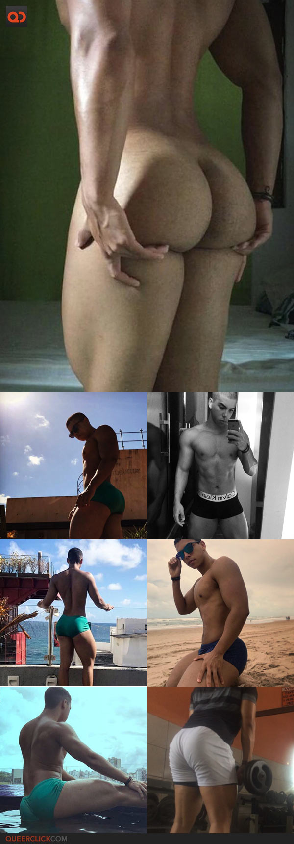 Ten Best Muscle Butts From Instagram You Need To Follow Right Now! - Part 2