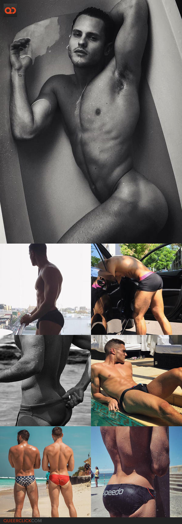 Ten Best Muscle Butts From Instagram You Need To Follow Right Now!
