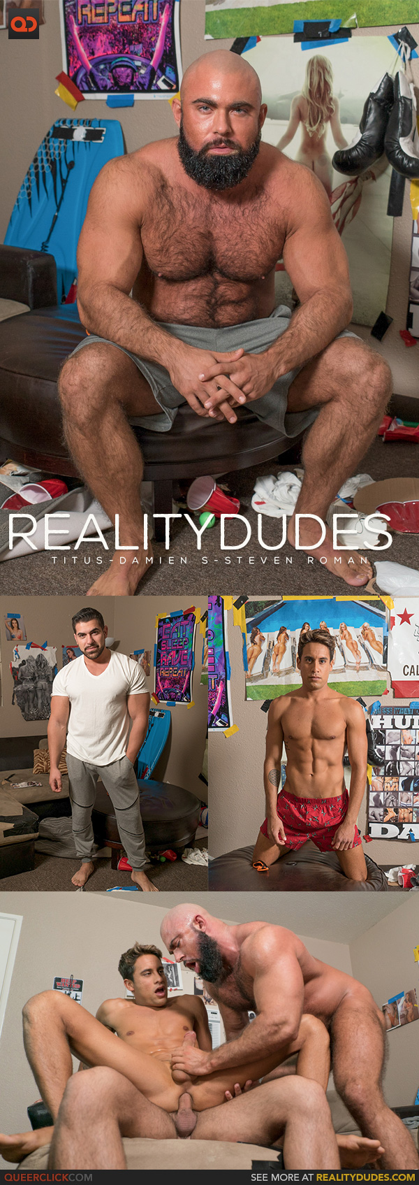 reality dudes damien s gay reality dudes dudes More Reality