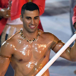 Queer Clicks: February 10 | A Brief History Of Openly Gay Olympians, Pita Taufatofua (a.k.a. the Shirtless Tongan) Is Back At The Olympics And Everyone's Fainting, & Other News
