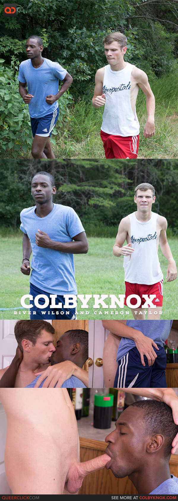 Colby Knox: River Wilson and Cameron Taylor