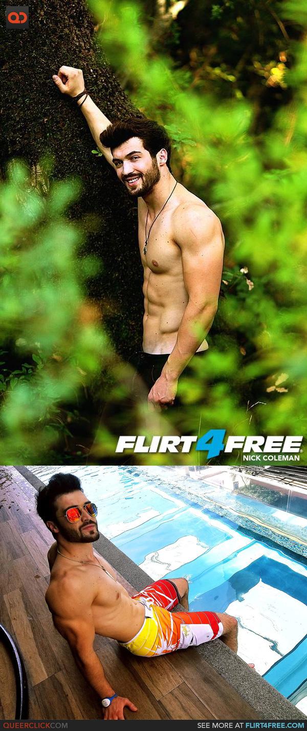 Flirt4Free: Nick Coleman