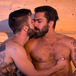 Raging Stallion: Adam Ramzi and Hector de Silva