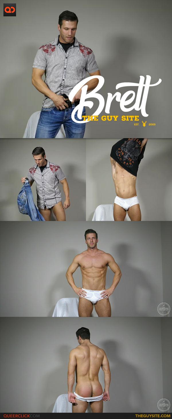 The Guy Site: Brett (2) - Back for Buttplay