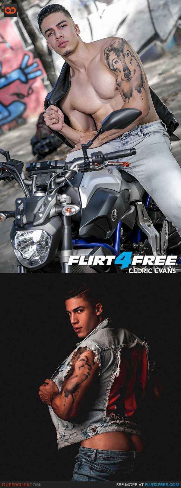 Flirt4Free: Cedric Evans