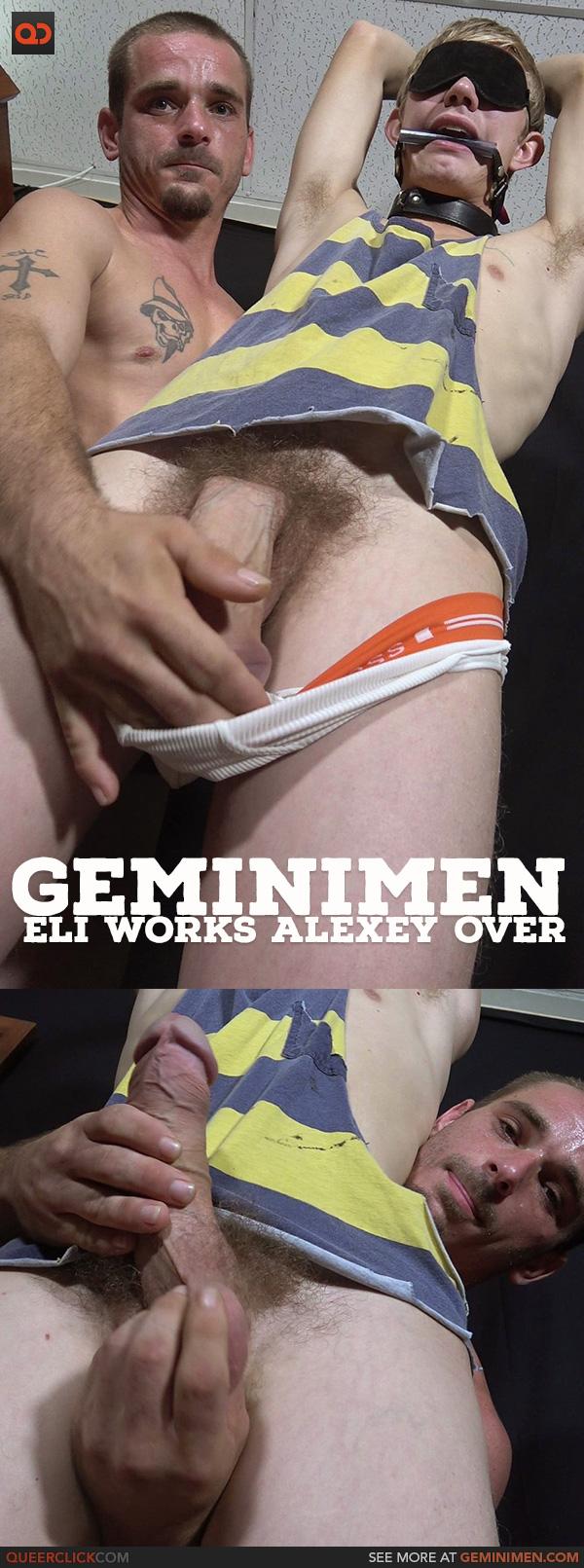 Gemini Men: Eli Works Alexey Over