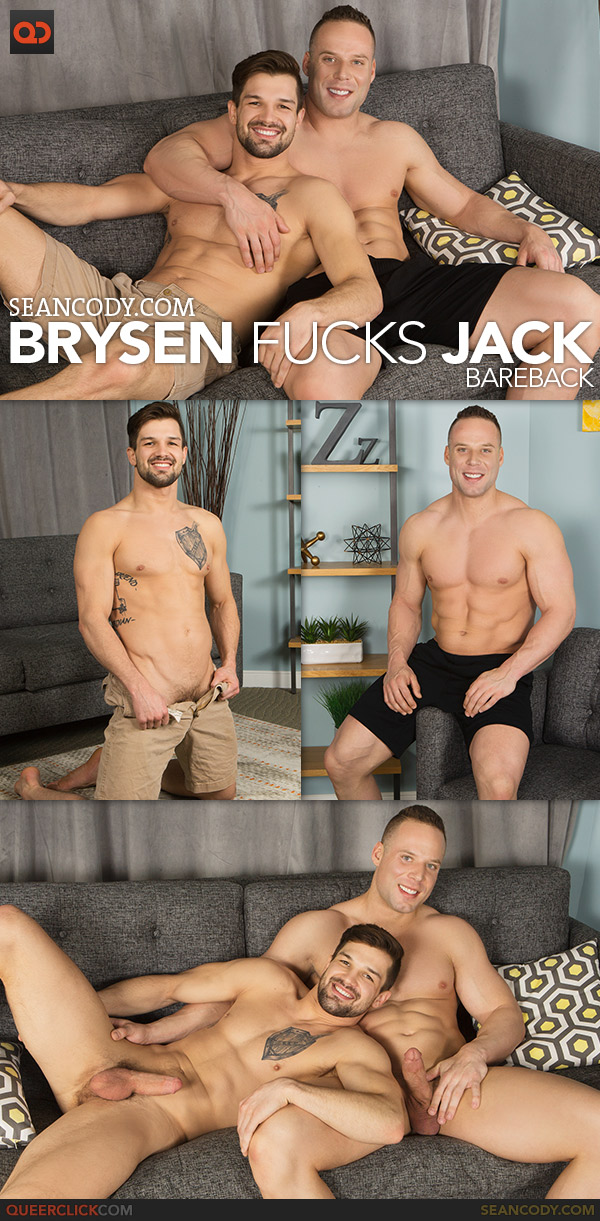 Sean Cody: Brysen Fucks Jack