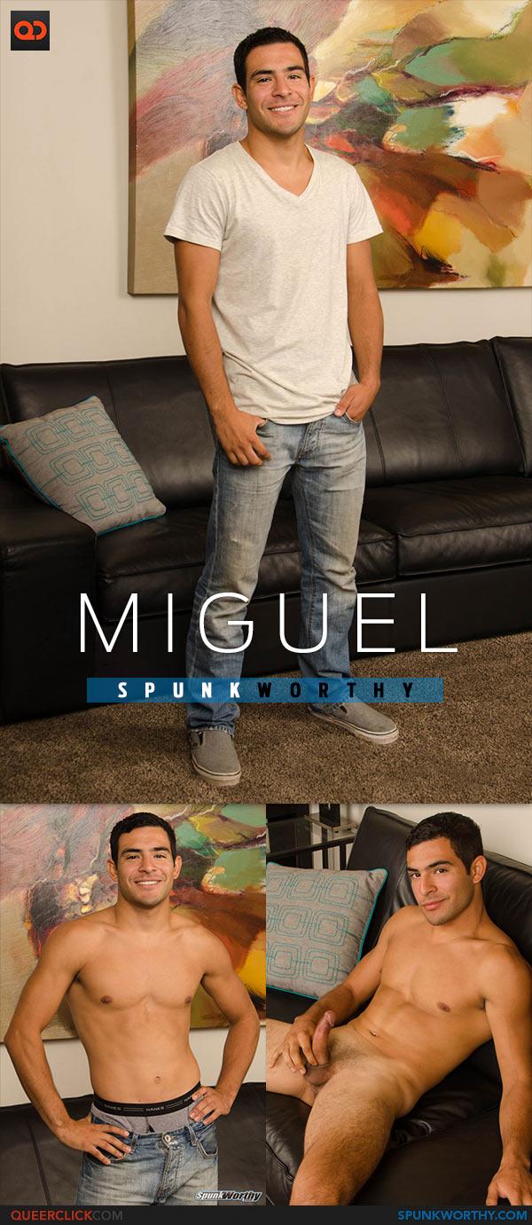 SpunkWorthy: Miguel