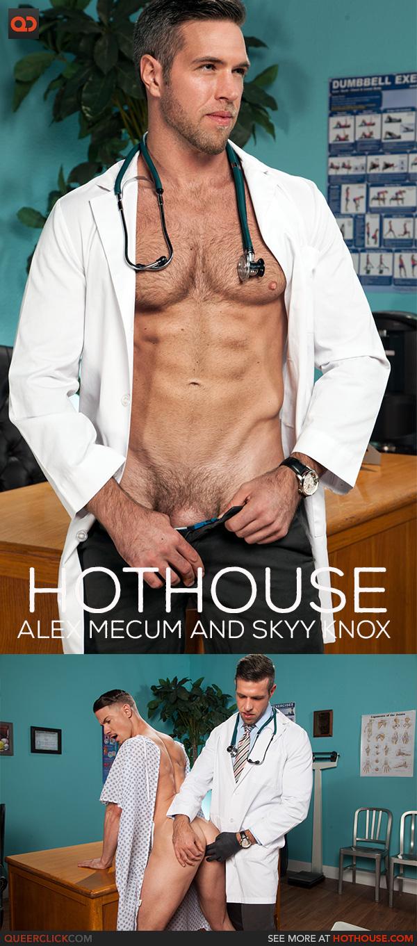 Hot House: Alex Mecum and Skyy Knox
