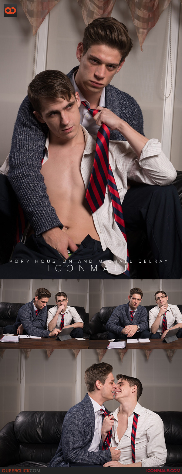 IconMale: Kory Houston and Michael Delray