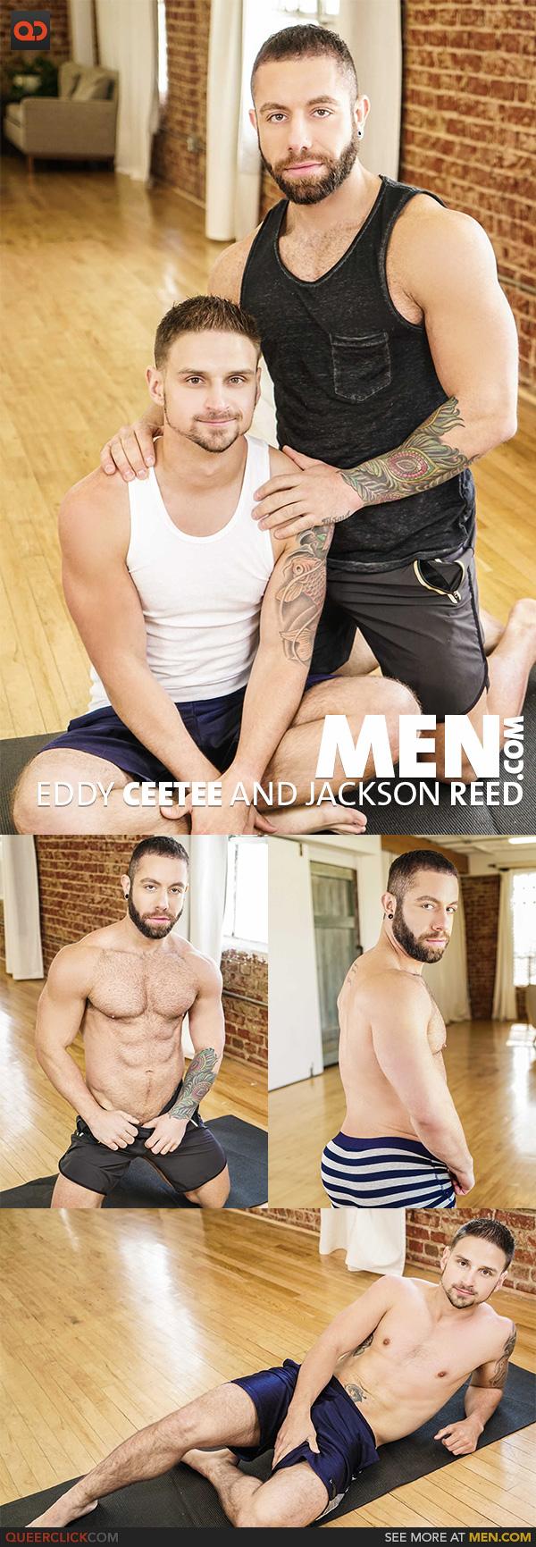 Men.com:  Eddy Ceetee and Jackson Reed