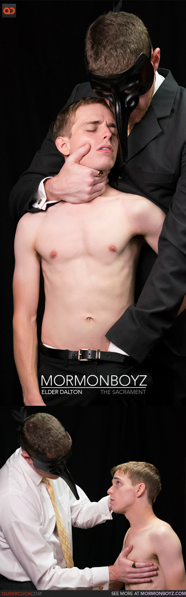 Mormon Boyz: Elder Dalton - The Sacrament