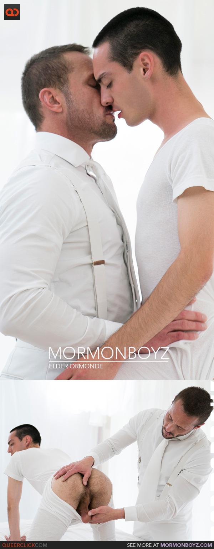 MormonBoyz: Elder Ormonde - Second Anointing
