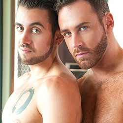 Naked Sword: Logan Moore and Dante Colle