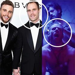 Matthew Wilkas, Boyfriend Of Olympic Athlete Gus Kenworthy, Goes Full BDSM In Natti Vogel's Music Video!