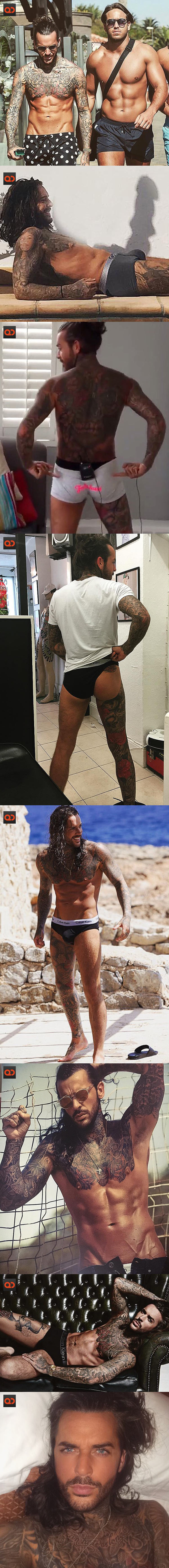 Pete Wicks, From The Only Way Is Essex Series 15, Exposed Cock In Leaked Snap Pic!