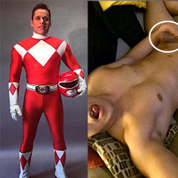 Steve Cardenas, Former Second Red M.M. Power Ranger And PR Zeo, Alleged Dick Pics Hit!
