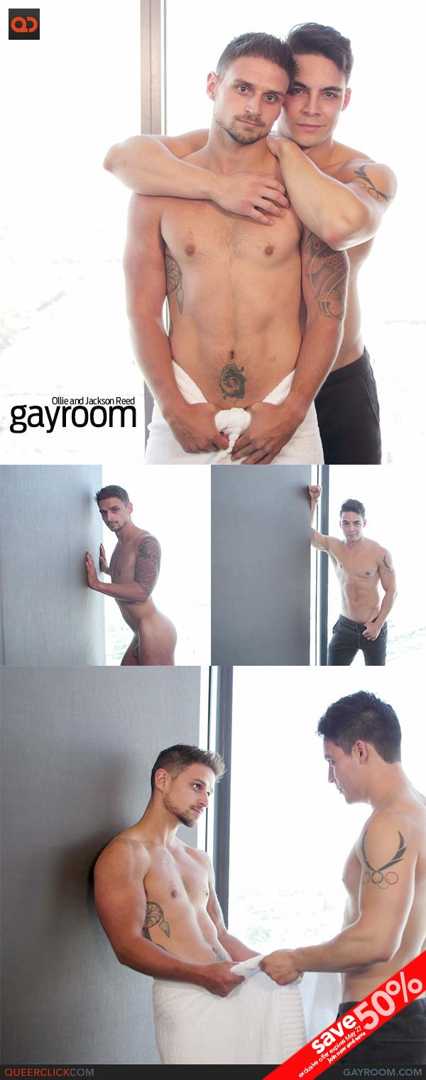 GayRoom: Ollie and Jackson Reed - Save 50% off Membership!