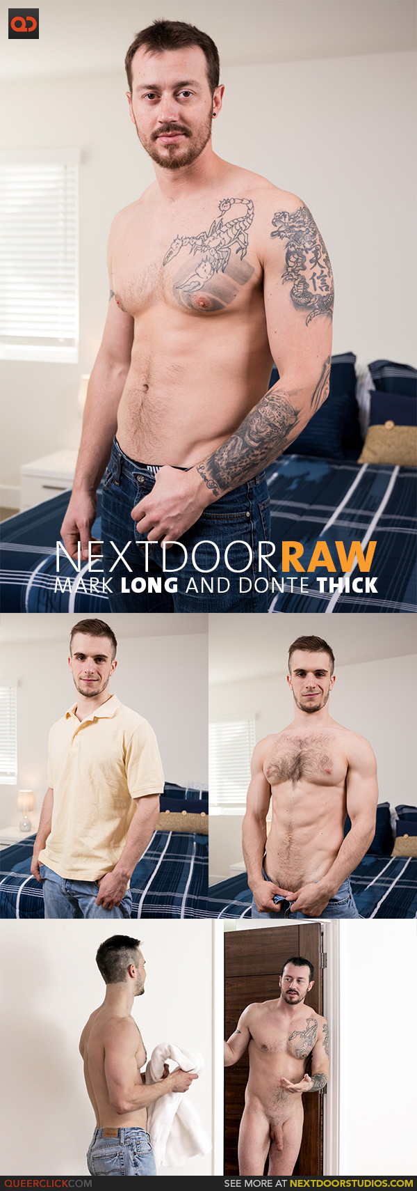 Next Door Studios: Mark Long and Donte Thick