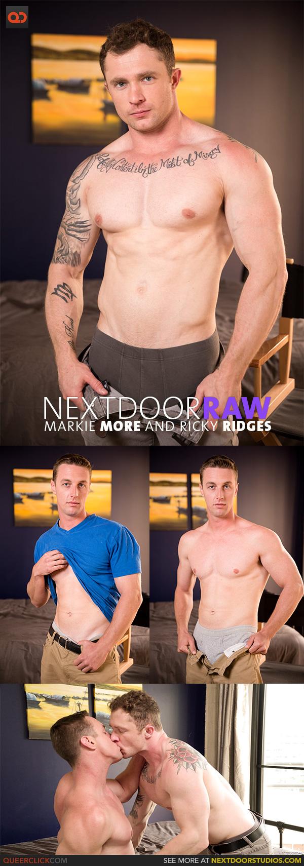 Next Door Studios: Markie More and Ricky Ridges