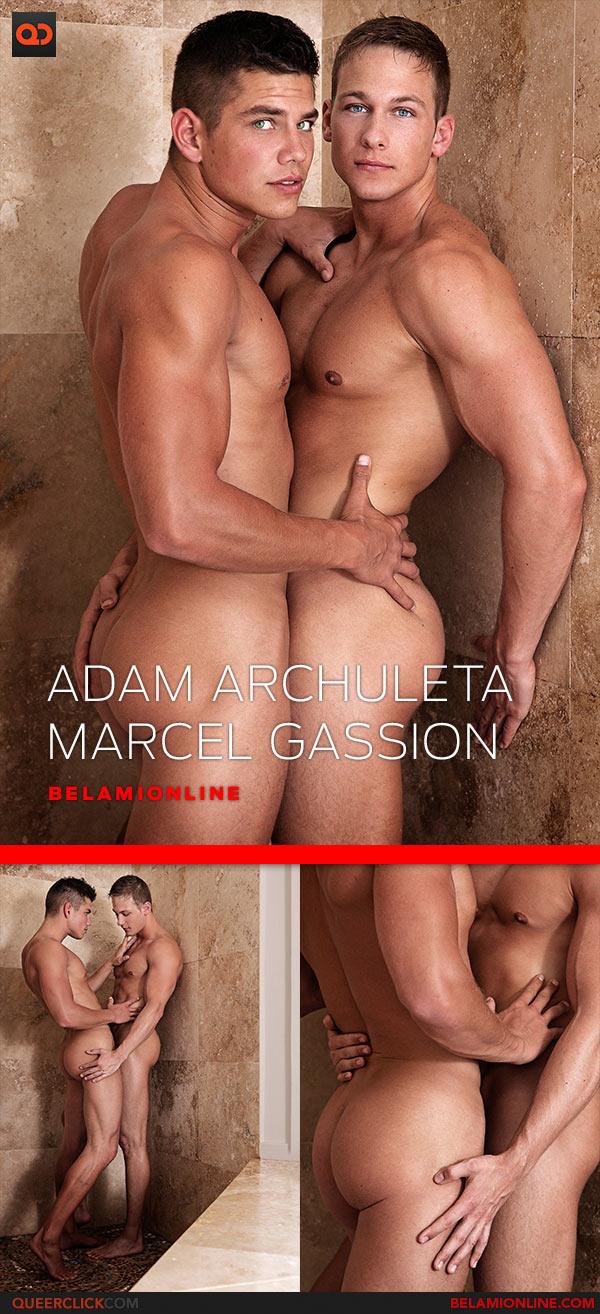 Adam Archuleta Porn Videos bel ami online: adam archuleta and marcel gassion - art