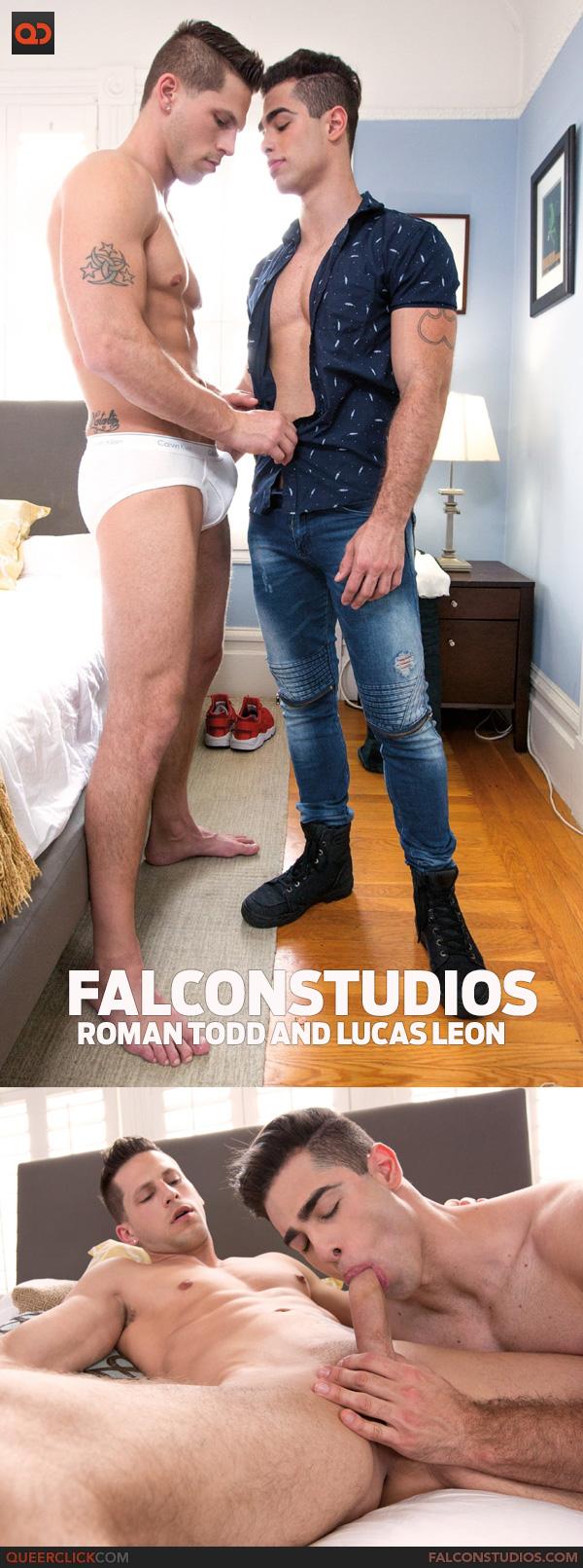 Falcon Studios: Roman Todd and Lucas Leon