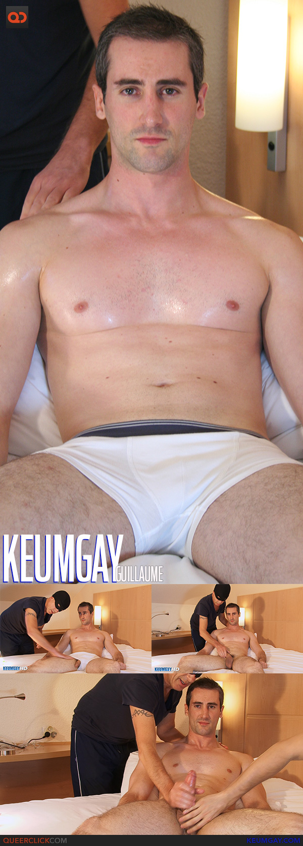 KeumGay: Guillaume and 4 Hands