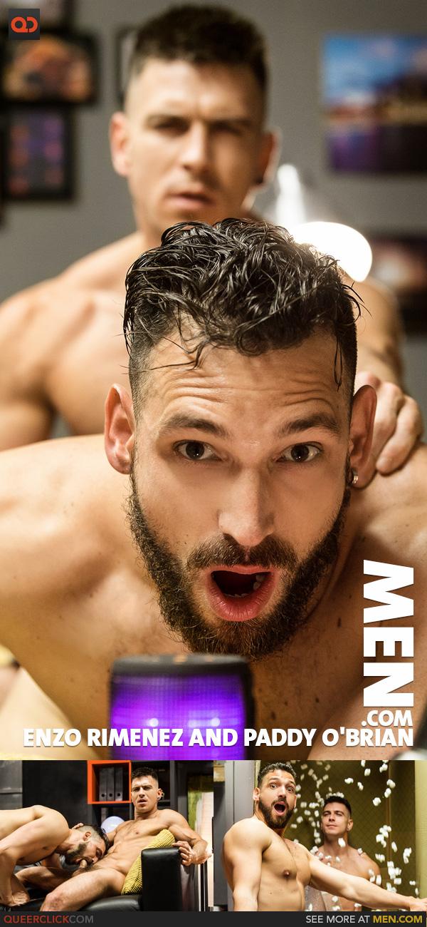 Men.com: Enzo Rimenez and Paddy O'Brian