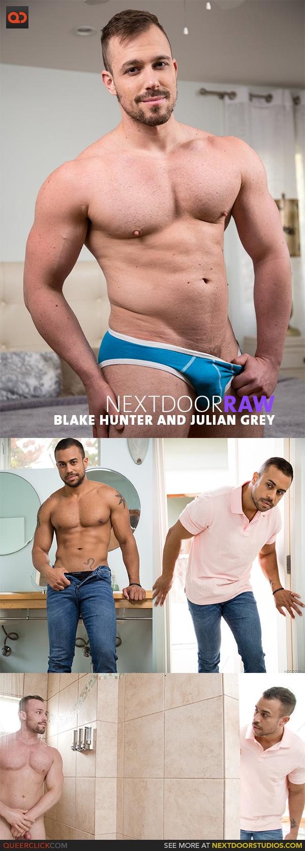 Next Door Studios: Blake Hunter and Julian Grey