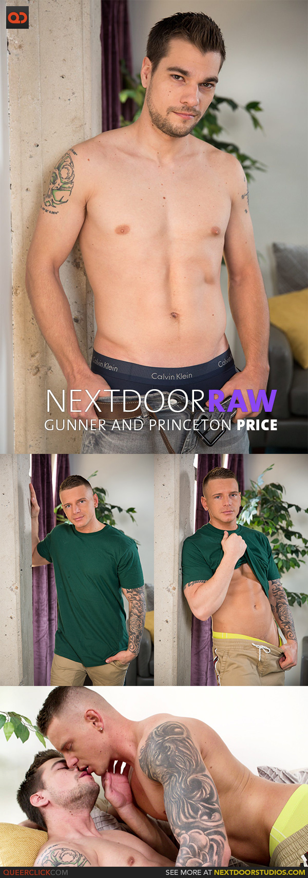 Next Door Studios: Gunner and Princeton Price