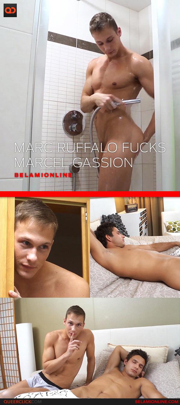 Bel Ami Online: Marc Ruffalo Fucks Marcel Gassion Bareback