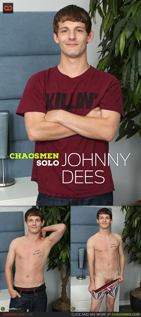 ChaosMen: Johnny Dees