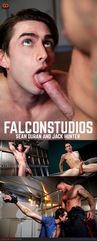 Falcon Studios: Sean Duran and Jack Hunter