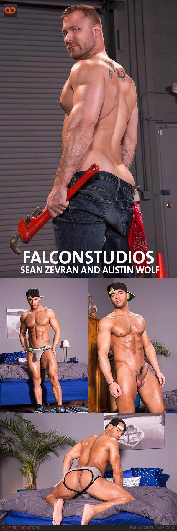 Falcon Studios: Sean Zevran and Austin Wolf