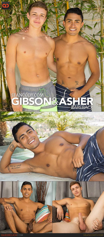 Sean Cody: Gibson & Asher