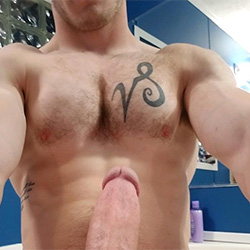 Amateur Straight Guys: Big Mac – Tryout Video