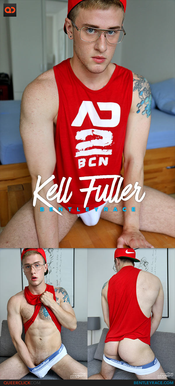 Bentley Race: Kell Fuller visiting Ben from Russia