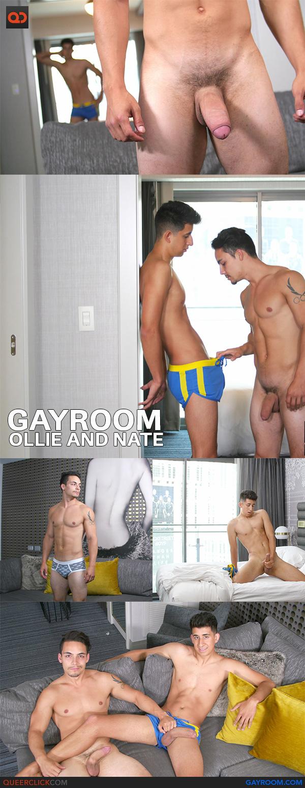 GayRoom: Ollie and Nate