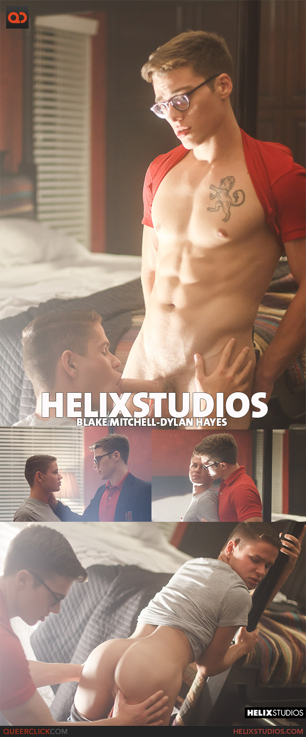 Helix Studios: Blake Mitchell-Dylan Hayes