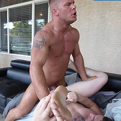 Maverick Men Directs: Fuck My Ass Muscle Daddy